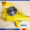 6D95L Water Pump voor Dieselmotor Machine Parts