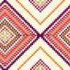 100%Polyester il mosaico Pigment&Disperse ha stampato il tessuto per l'insieme dell'assestamento