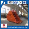 Hochleistungsfelsen-Wanne für Exkavator Hitachi-Ex360