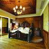 Painel de parede interior de madeira artística e teto (GS9-068)