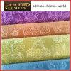 Tessuto 100% di tessile impresso del poliestere del velluto (EDM5156)
