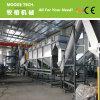 Pellicola di plastica residua del PE pp di risparmio di energia che ricicla macchinario