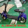Rua 2017 que compete o trotinette elétrico dos esportes com roda de alumínio