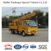 13.5m Isuzu Qingling Luftplattform-LKW mit Hoister