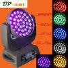 Pista móvil de la colada LED de la iluminación 36*18W Rgbwauv 6in1 de la etapa del LED
