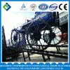 Pulvérisateur automoteur de boum de brouillard de marque de Chuangji pour la rizière et la ferme boueuse