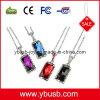 USB rosso del Rhinestone 4GB (YB-103)