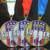 Conception personnalisée Sports médaille de métal