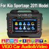 DVD-плеер GPS Sat Nav автомобиля для KIA Sportage
