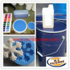 Lingottiera della resina che fa la gomma dei siliconi RTV-2
