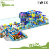 Equipamento interno colorido interessante do campo de jogos do projeto moderno para a venda