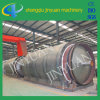 Used Plastic Recycling to Oil Machine