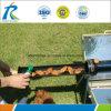 Forni solari a energia solare della griglia del barbecue