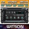 Witson Windows Rádio leitor de DVD estéreo para a Hyundai Mistra