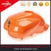 Pièces de moto 200cc Orange du réservoir de carburant pour l'Assemblée Rkv 200 (OHV)