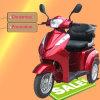 Tricycle électrique simple fiable du type 500W, scooter électrique de mobilité de 3 roues (TC-022)