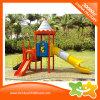 Glissière extérieure de matériel de jeu de mini place d'enfants à vendre