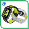 2017 Hot Selling sport of silicones Watch strap for Apple Watch strap
