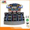 Máquina de entalhe tripla video do Keno do póquer do dragão do ouro 5 do casino para a venda