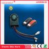 Anti-diefstal Alarm van de Fiets van de Fiets van het Systeem van het Alarm van de motor het Elektrische