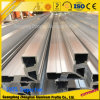 Planta de fabricación de aluminio de la producción del perfil T Solt de la protuberancia