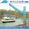 Jetées fixes de bords du quai de port de port de piédestaux de cargaison de la FCC 230 de rivage de pivotement de grue de cylindre de grue fixe de dispositif de relevage Hafenkran - Jim