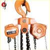 Polipasto de cadena VT 3 toneladas de bloque de la cadena de alta calidad de 3 toneladas polipasto de cadena competitiva