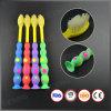 De Fabrikant van de Tandenborstel van het kind van de Tandenborstel van het Kind van China /Soft met Stuk speelgoed