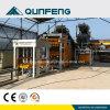 Machine de bloc de Qunfeng Qft8-400/de fabrication de brique