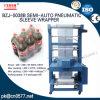 Envoltura neumática Semi-Auto de la funda para las botellas de cristal (BZJ-5038B)