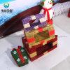 Boîtes en carton d'emballage de papier de cadeau de vacances de Noël