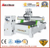 China-hohe Präzision 3&4 geht volle automatische CNC-Fräser-Maschine voran