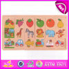 2015 Innovative à la mode Wooden Sorting Puzzle, Kid Wooden Animal Puzzle Matching Toy, Wooden Smart Puzzle Toy à vendre W14c210