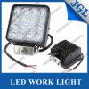 lumière de travail des motos LED de voiture de la puissance 48W élevée