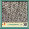 Tissu de textile pour la couverture de sofa faite de fils de coton de polyester