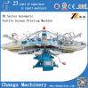 Machine van de TextielDruk van de Omwenteling van de Reeks van Yh de Automatische