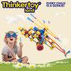 Particella elementare Airplane Toy della Cina Plastic per Kids