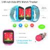 Sos 단추 (Y9)를 가진 다채로운 아이 GPS 추적자 시계