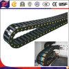 Chaîne/support en plastique industriels de protection de chaîne de frottement
