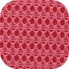 Un tejido de poliéster1653 Negro Sandwich de hilo tejido de malla para Sportwear