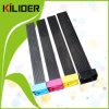 Cartucho de toner compatible de la impresora de color de Konica Minolta Bizhub C654