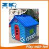 Дети пластмассовые игрушки дом играть дома
