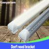 Nessuna lampada passante rapidamente del tubo di 600mm 9W T8 LED
