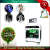 laser Marking Machine de 3D Inner para Small Business Gift Shop