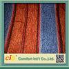 Conceptions de jacquard de tissu de sofa de tapisserie d'ameublement nouvelles