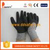 2017 Ddsafety вырезать сопротивление вещевым ящиком из пеноматериала латекс покрытие защитные перчатки