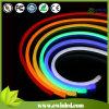 방수를 가진 LED 네온 코드를 바꾸는 다채로운 7 색깔