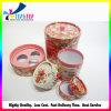 Precio de fábrica de todo el tamaño de impresión de la flor caja de regalo Perfume