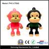 Azionamento variopinto dell'istantaneo del USB di Prtomotional di figura della scimmia del PVC 2.0 (PVC-CT802)