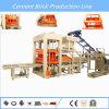 Machine de fabrication de brique concrète complètement automatique hydraulique des prix bon marché